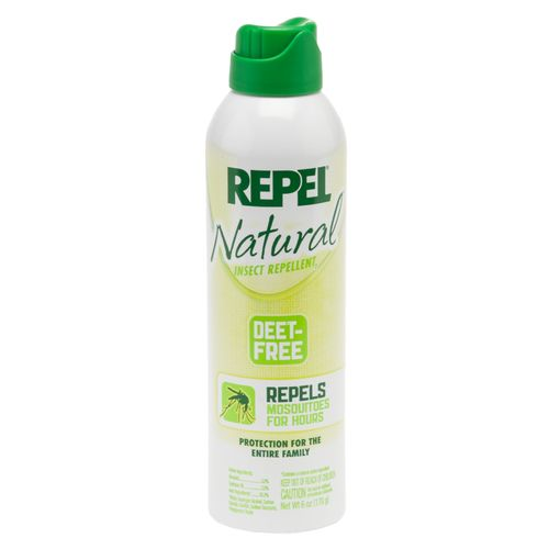 Repel Natural DEET-Free Aerosol Insect Repellent - view number 1