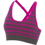 BCG™ Women's Expo Stripe Seamless Sports Bra