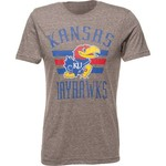 Colosseum Athletics Men's University of Kansas Bunker T-shirt