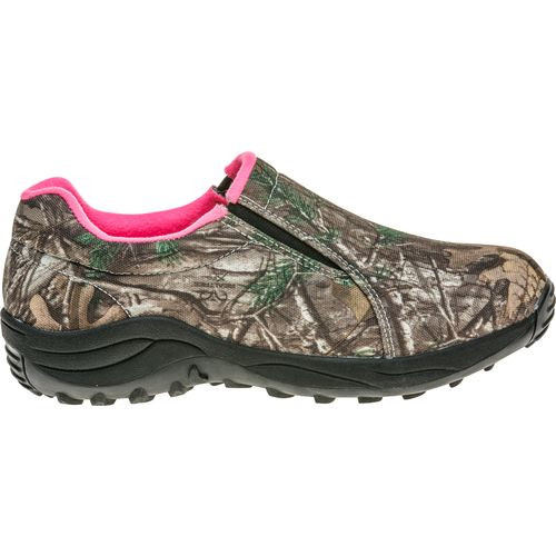 Image for Game Winner® Women's Camo Moc Hunting Shoes from Academy