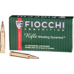 Fiocchi Rifle Shooting Dynamics .300 Winchester Magnum 180-Grain Pointed Soft-Point Boat-Tail Ammuni - view number 1