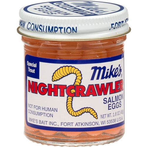 Mike's Night Crawler 1.6 oz. Salmon Eggs - view number 1