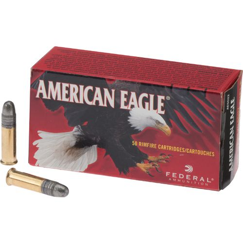 Federal Premium® American Eagle® .22 LR 40-Grain Rimfire Rifle Ammunition