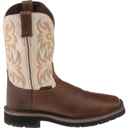 Display product reviews for Justin Men's Kettle Cowhide Work Boots