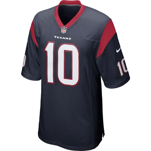 Display product reviews for Nike Men's Houston Texans DeAndre Hopkins 10 Game Jersey