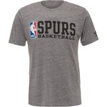 adidas Men's San Antonio Spurs Practice Shot Triblend T-shirt