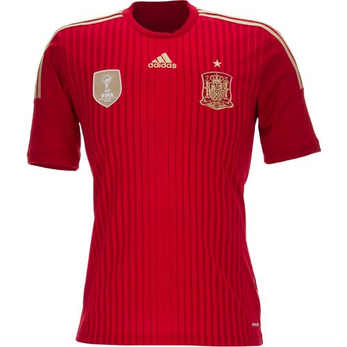 adidas Men s Spain Home Jersey