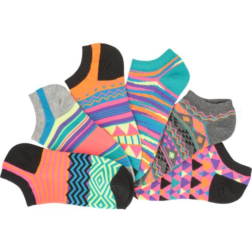 BCG Women's Aztec Assorted Pattern Ankle Socks - view number 2