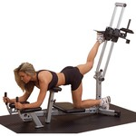 Body-Solid Powerline Glute Max Weight Machine - view number 2