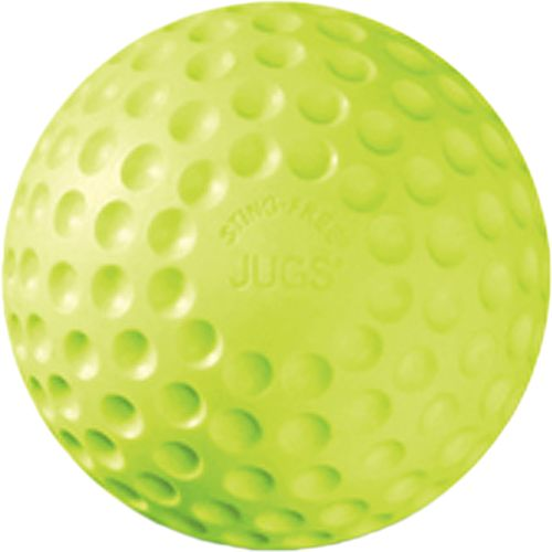 JUGS Sting-Free® Dimpled Practice Softballs 12-Pack