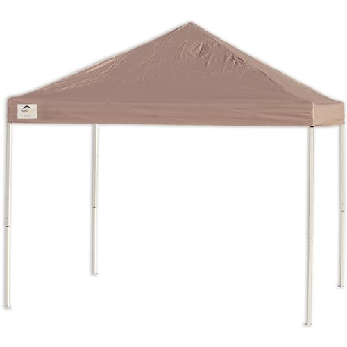 ShelterLogic Pro Series Straight-Leg 12' x 12' Open-Top Pop-Up Canopy