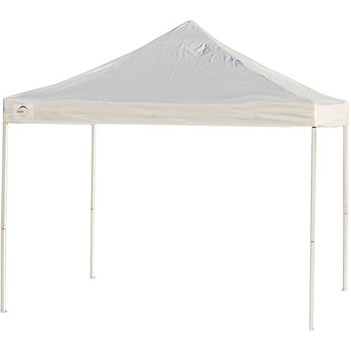 ShelterLogic Pro Series Straight-Leg 10' x 10' Truss-Top Pop-Up Canopy