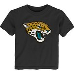 NFL Toddler Boys' Jacksonville Jaguars Team Logo Short Sleeve T-shirt