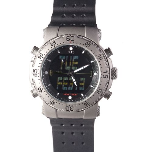 5.11 Tactical Men's HRT Titanium Watch - view number 1