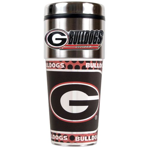Great American Products University of Georgia 16 oz. Travel Tumbler