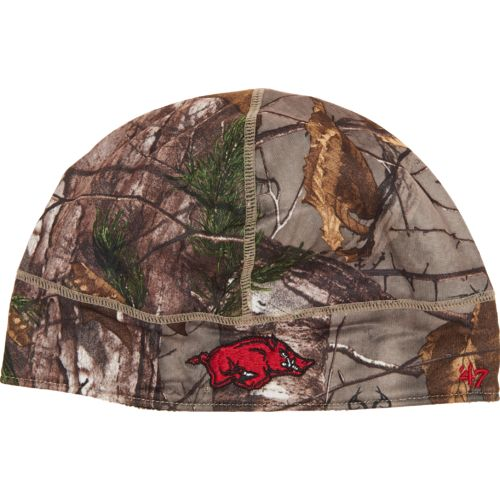 '47 Men's University of Arkansas Realtree Fleece Knit Beanie