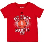 adidas Toddlers' Houston Rockets My First Team T-shirt