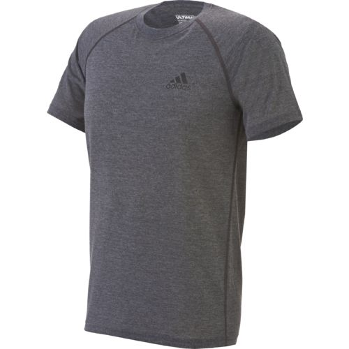 adidas™ Men's Ultimate Short Sleeve Crew T-shirt