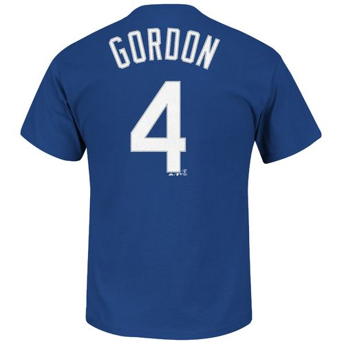Majestic Men's Kansas City Royals Alex Gordon #4 T-shirt
