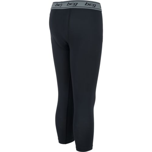 BCG Boys' Athletic 3/4 Length Compression Tight - view number 2