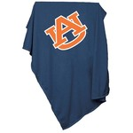 Logo Chair Auburn University Sweatshirt Blanket