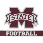 WinCraft Mississippi State University Perfect-Cut Color Decal