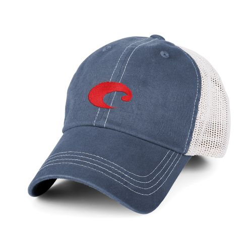 Display product reviews for Costa Del Mar Mesh Back Hat