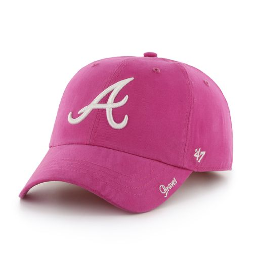'47 Women's Atlanta Braves Miata Clean Up Cap