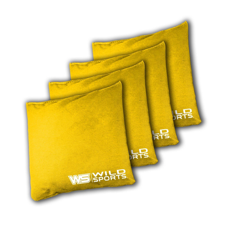 Wild Sports 16 oz. Bean Bags 4-Pack