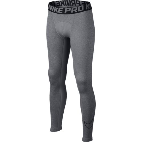 Nike Boys' Hypercool High Brand Read Compression Tight