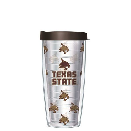 Signature Tumblers Texas State University Super Traveler 22