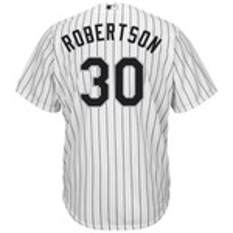 Majestic Men's Chicago White Sox David Robertson #30 Cool Base Replica Jersey