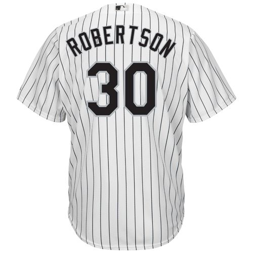 Majestic Men's Chicago White Sox David Robertson #30 Cool Base Replica Jersey