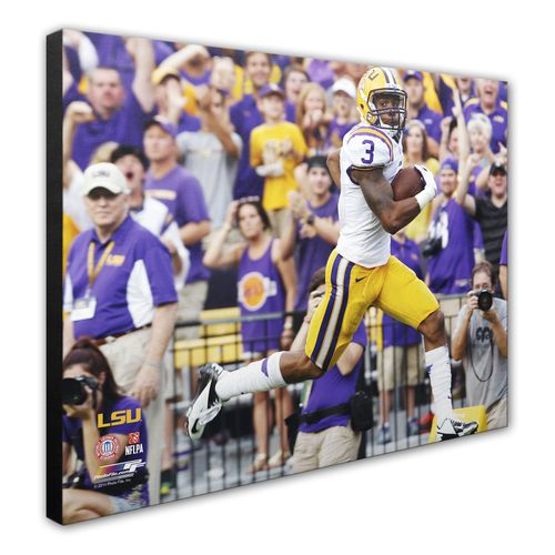 "Photo File Louisiana State University Odell Beckham, Jr. 8"" x 10"" Photo"