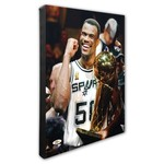 Photo File San Antonio Spurs David Robinson 2003 NBA Championship 8