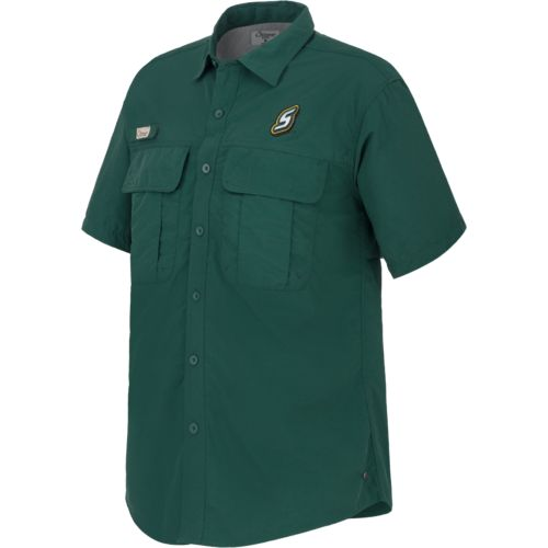 Colosseum Athletics Men's Southeastern Louisiana University Swivel Fishing Shirt