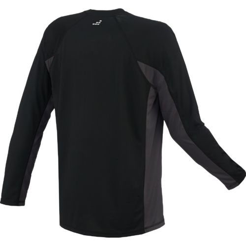 BCG Men's Cool Skin Fashion Long Sleeve Crew T-shirt - view number 2