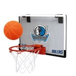 Rawlings Dallas Mavericks Game On Polycarbonate Hoop Set - view number 1