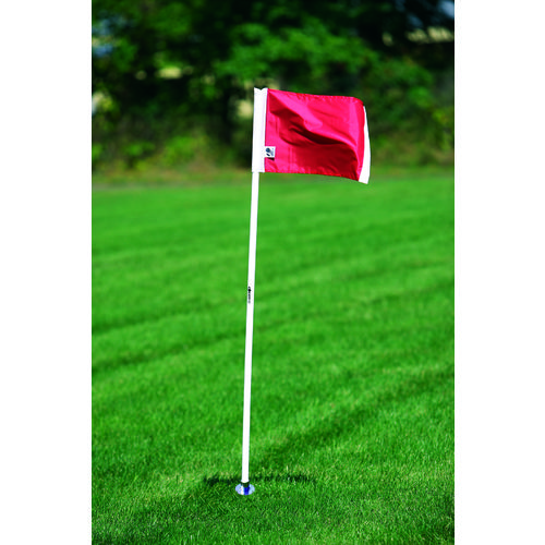 Kwik Goal Official Corner Flags 4-Pack