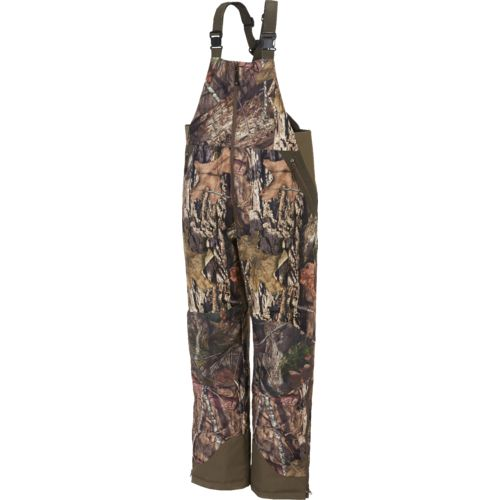 Game Winner Men's Ozark Camo Insulated Hunting Bib