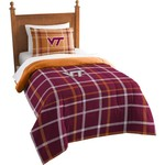 The Northwest Company Virginia Tech Twin Comforter and Sham Set