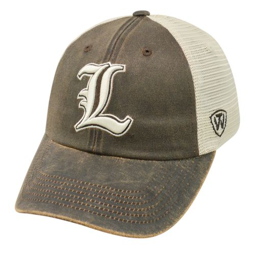 Top of the World Adults' University of Louisville ScatMesh Cap