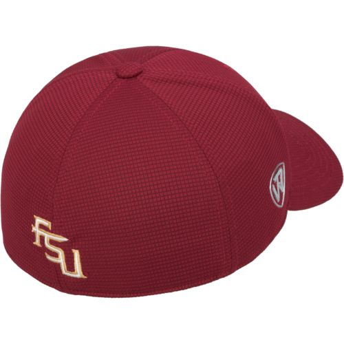 Top of the World Men's Florida State University Booster Plus Cap - view number 2