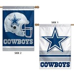 WinCraft Dallas Cowboys 2-Sided Vertical Flag
