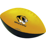 Patch Kids' University of Missouri Large Foam Football