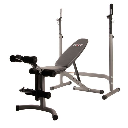Body Champ Olympic Weight Bench - view number 2