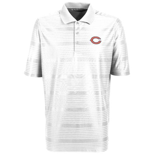 Antigua Men's Chicago Bears Illusion Polo Shirt
