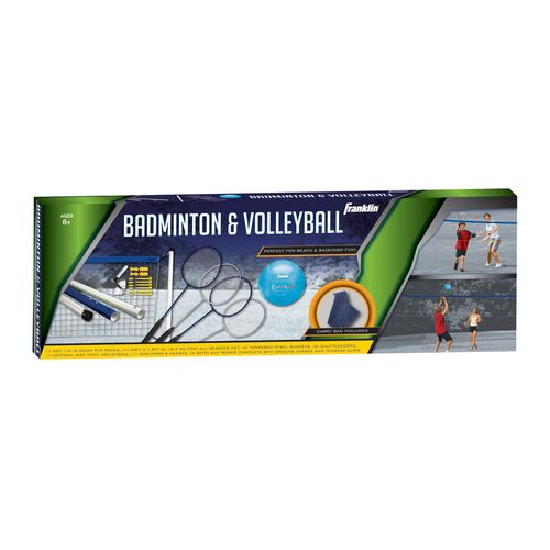 Franklin Sports Recreational Badminton and Volleyball Set - view number 2