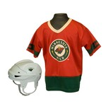 Franklin Kids' Minnesota Wild Uniform Set