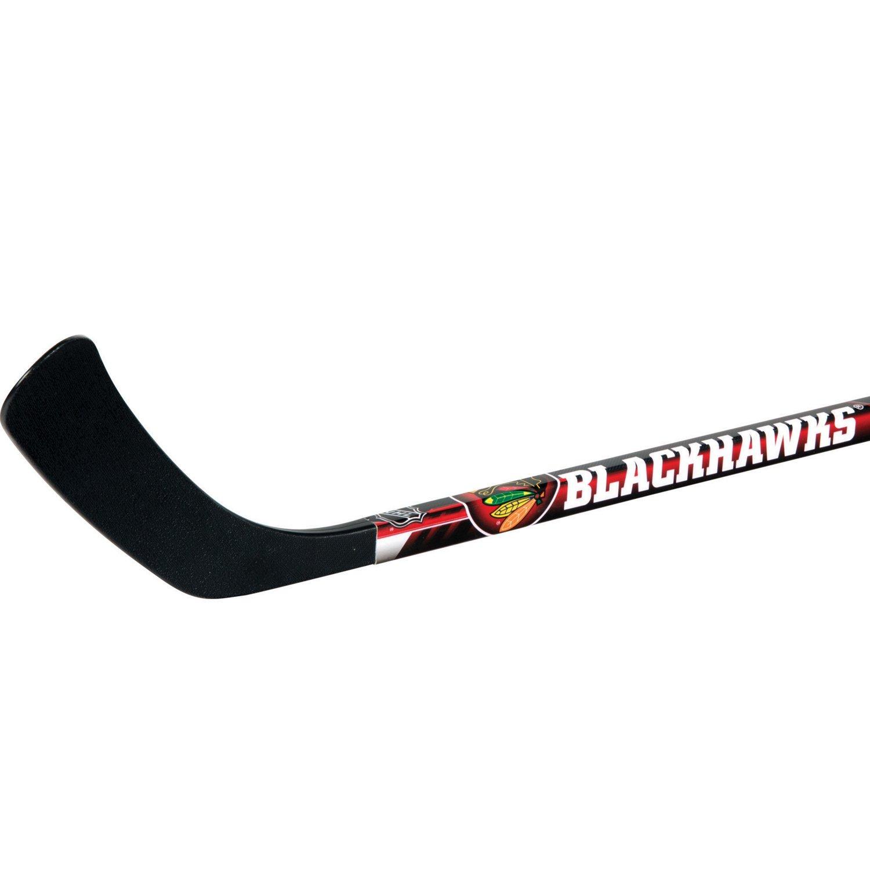 Franklin Kids' Chicago Blackhawks Vinyl Street Hockey Stick